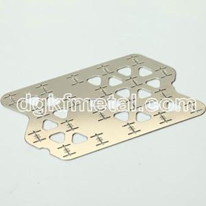 Precision stamping Nickle Plate