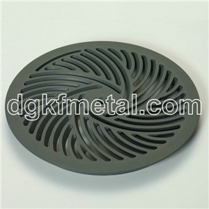 central air-conditioning die cast air diffuser