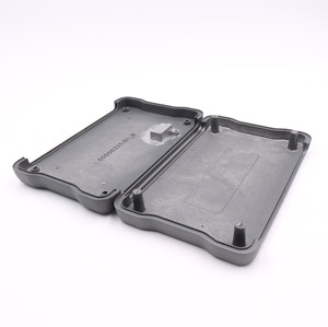 Aluminum die casting parts case for wireless applications