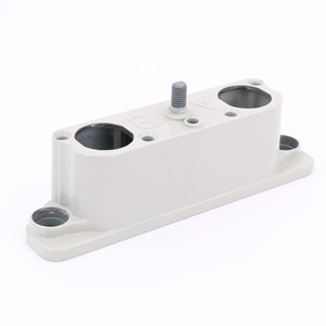 customized zamak die casting  antenna brackets for amphonel telecommunications service