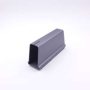 aluminum radiator in aluminum extrusion parts for securit device