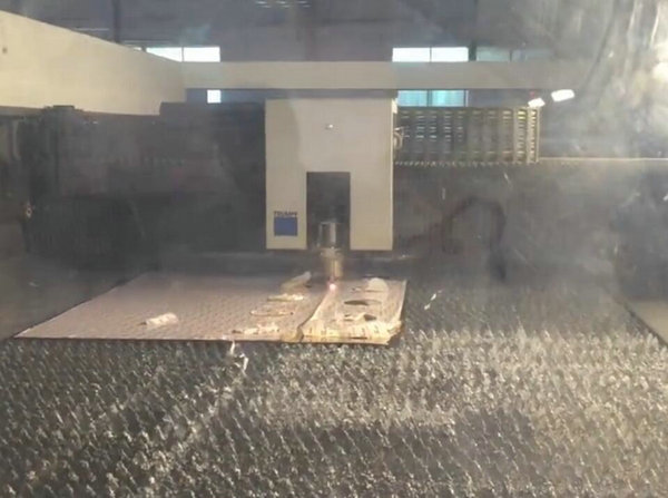 Production of Laser Cutting Parts