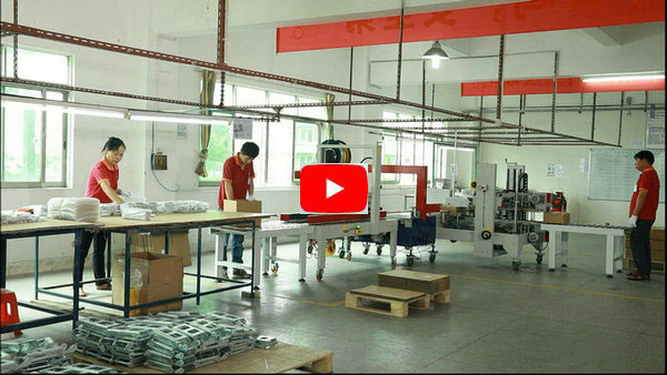 Automatic Packaging of Stamping Parts